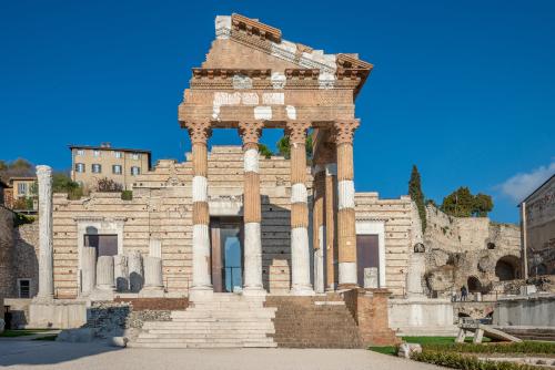 Tempio Capitolino Bs